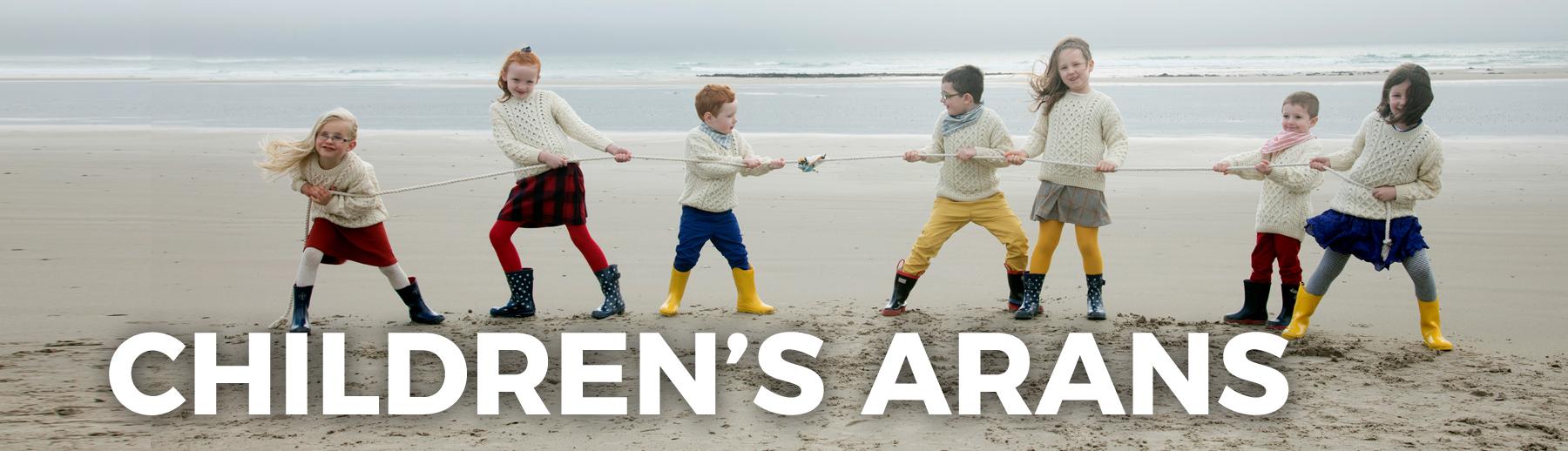 Aran Sweaters & Cardigans