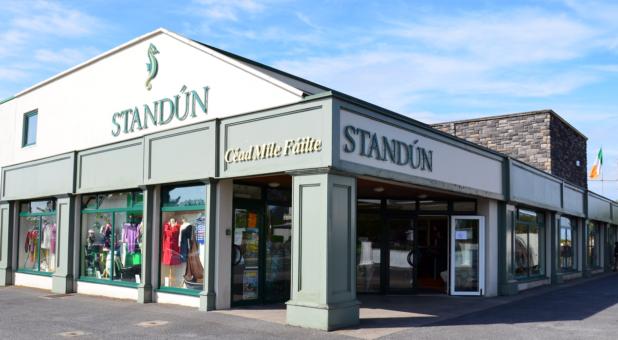 Standun shop front in 2019